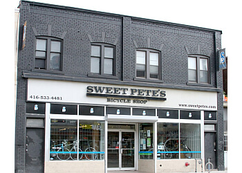 Toronto bicycle shop Sweet Pete's Bike Shop