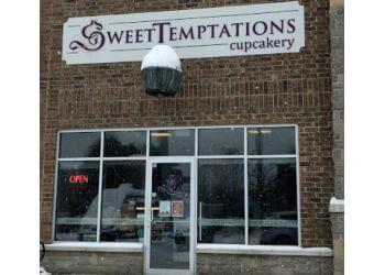 Guelph cake Sweet Temptations Cupcakery