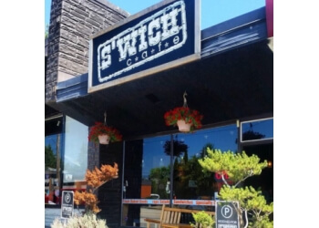 North Vancouver sandwich shop S'wich CAFE
