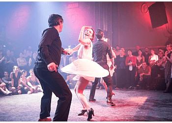 Montreal wedding dance choreography Swing ConneXion