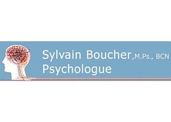 Granby psychologist Sylvain Boucher, Mp.s, BCN