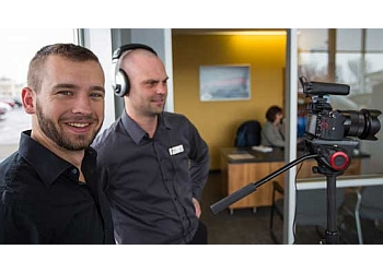 Lethbridge videographer Symbol Syndication