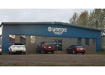 Thunder Bay gym Synergee Fitness