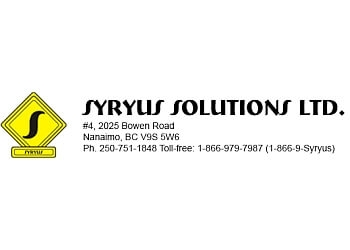 Nanaimo tax service SYRYUS SOLUTIONS LTD.