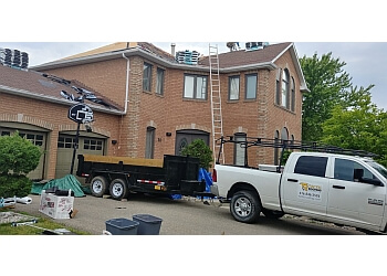 Brampton roofing contractor TACTIC ROOFING, INC.
