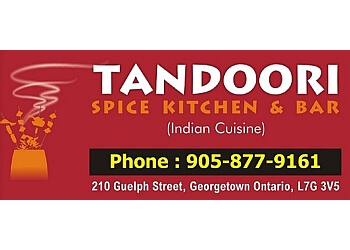 Halton Hills indian restaurant TANDOORI SPICE KITCHEN