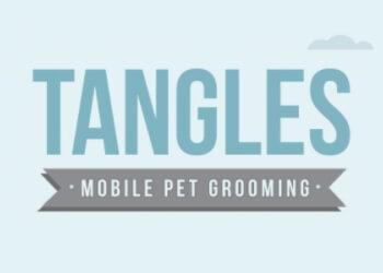 Oshawa pet grooming TANGLES MOBILE PET GROOMING