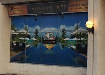 Vaughan tanning salon TANNING LOFT