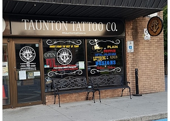 Oshawa tattoo shop TAUNTON TATTOO COMPANY