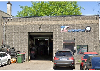 Montreal car repair shop T C Automotive Inc.