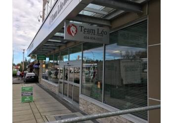 Coquitlam real estate agent TEAM LEO