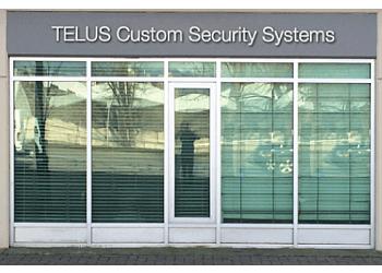 Burnaby security system TELUS Custom Security Systems
