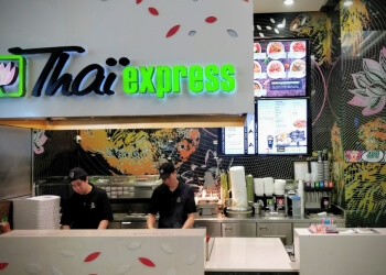 Richmond thai restaurant THAI EXPRESS