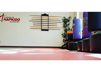 Toronto martial art T.H.A Martial Arts & Kickboxing