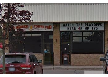 Halton Hills sports bar THE BARBER TOWNE PUB
