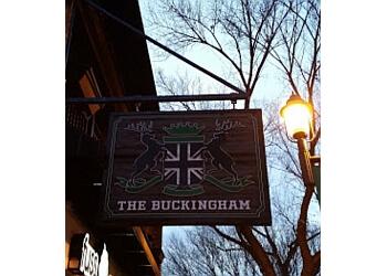 Edmonton pub THE BUCKINGHAM