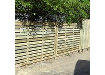 Ajax fencing contractor THE FLANN GROUP INC.