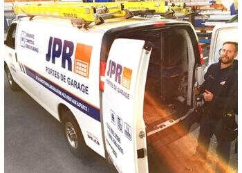Laval garage door repair THE JPR INC.