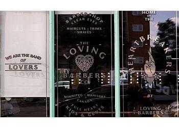 Winnipeg barbershop THE LOVING BARBERS CO.