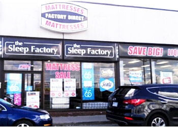 Guelph mattress store THE SLEEP FACTORY