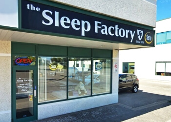Vaughan mattress store THE SLEEP FACTORY