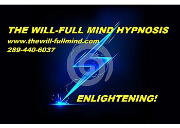 Burlington hypnotherapy  THE WILL-FULL MIND HYPNOSIS