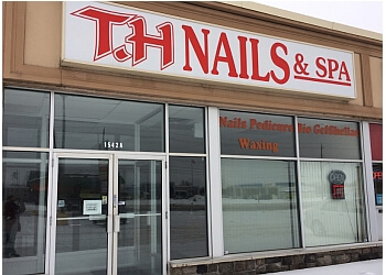 Sudbury nail salon T.H Nails & Spa