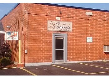 Kitchener seafood restaurant T & J Seafoods