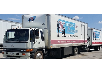 Barrie moving company TLC Moving & Delivery