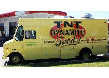 Kelowna food truck TNT Dynamite