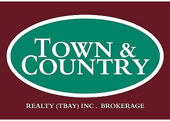 Thunder Bay real estate agent TOWN & COUNTRY REALTY INC. BROKERAGE