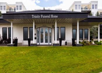 Edmonton funeral home Trinity Funeral Home Ltd.