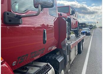 Orangeville towing service TSN Towing