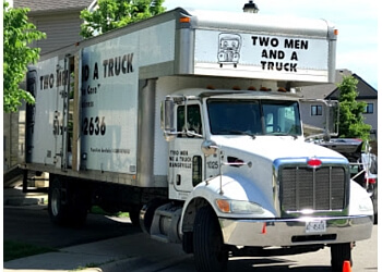 Brampton moving company TWO MEN AND A TRUCK