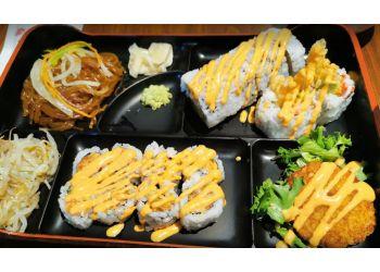 Saint John sushi Ta-Ke Sushi