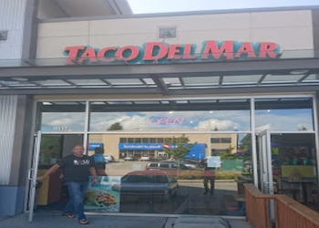 Kamloops mexican restaurant Taco Del Mar