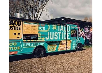Victoria food truck Taco Justice