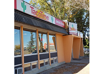 St Albert mexican restaurant Taco Time