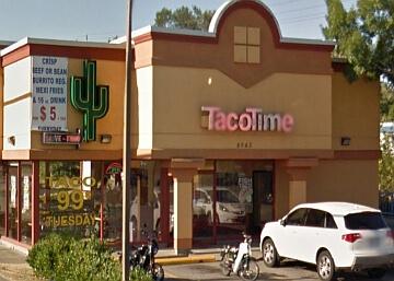 Surrey mexican restaurant Taco Time