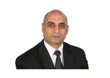 Brampton civil litigation lawyer Tahir Majeed