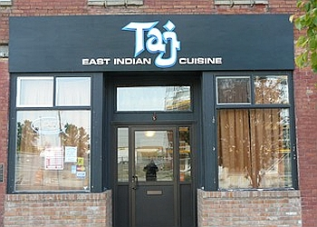 Lethbridge indian restaurant Taj East Indian Cuisine