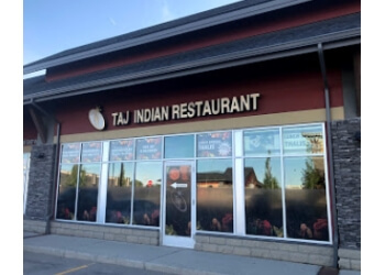 Airdrie indian restaurant Taj Indian Restaurant