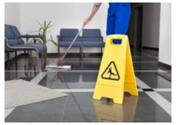 Kamloops commercial cleaning service Taj janitorial services