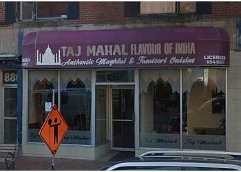 Moncton indian restaurant Tajmahal Flavor of India