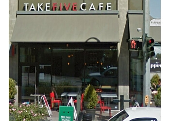 New Westminster cafe Take Five Cafe