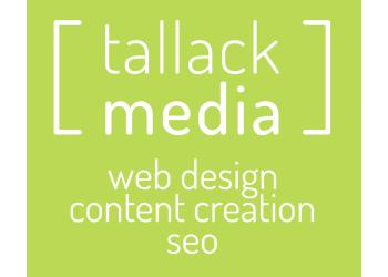 Red Deer web designer Tallack Media Corp.