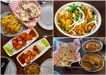 Calgary indian restaurant Tamarind East Indian Restaurant