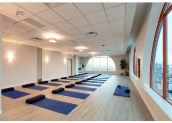 Kelowna yoga studio Tandava Yoga