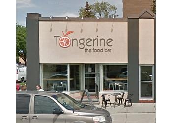 Regina vegetarian restaurant Tangerine