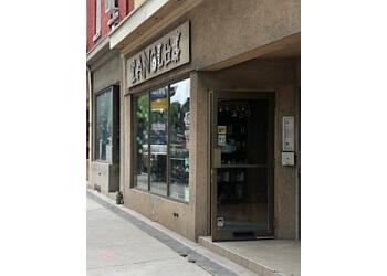 Hamilton hair salon Tangles hairsalon